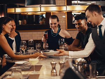 Group at Mason Street Grill