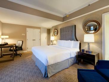 Hilton King Room
