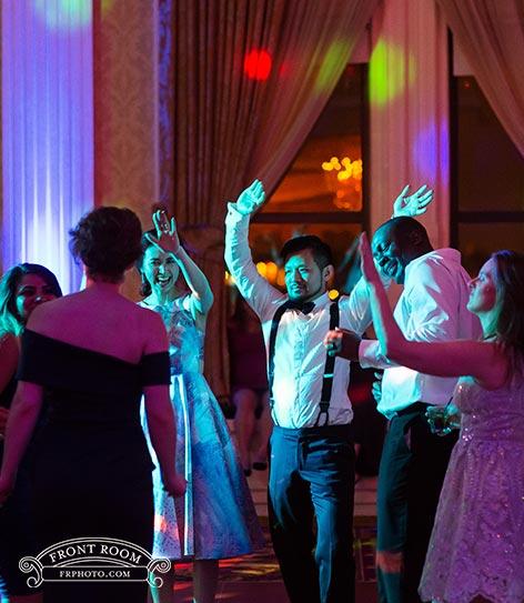 Dancing Machines at Hilton Milwaukee