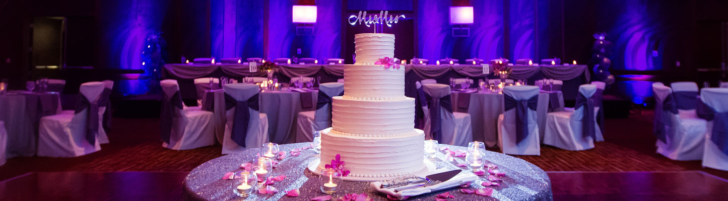 Intercontinental Wedding Packages