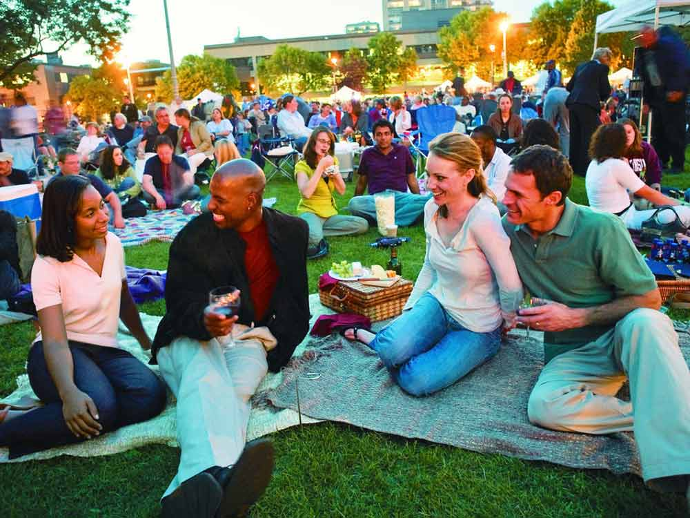 Jazz in the Park Milwaukee - Summer Events