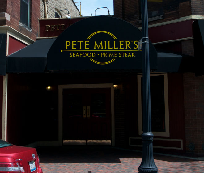 Pete Miller Location