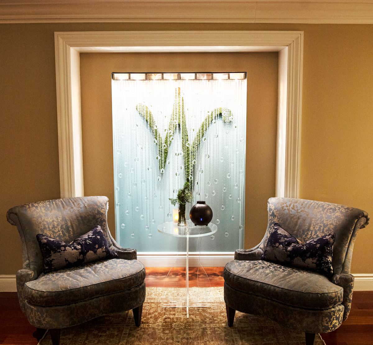 Relax at Pfister Well Spa