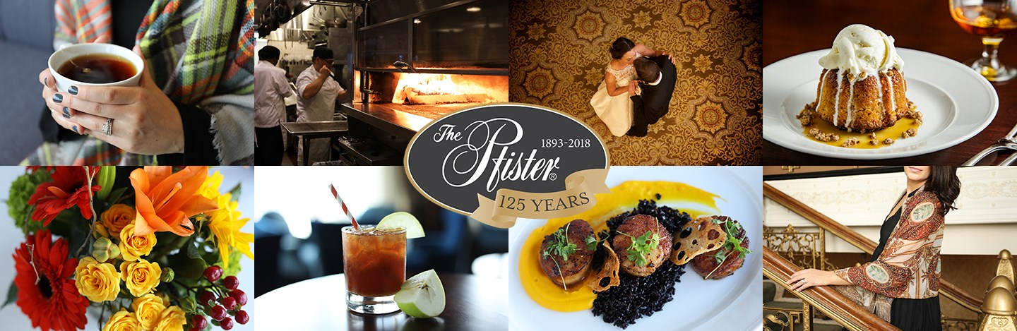 Falling for the Pfister
