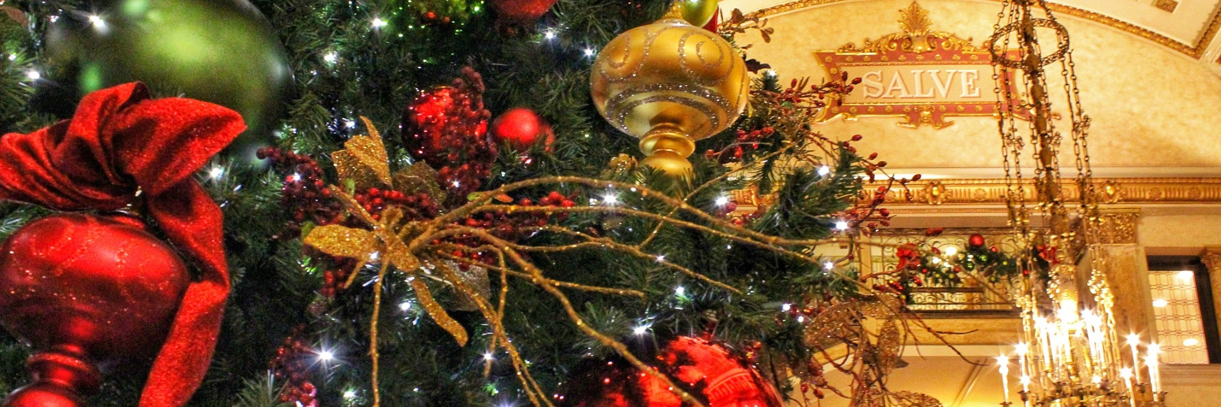 Holidays at The Pfister Hotel