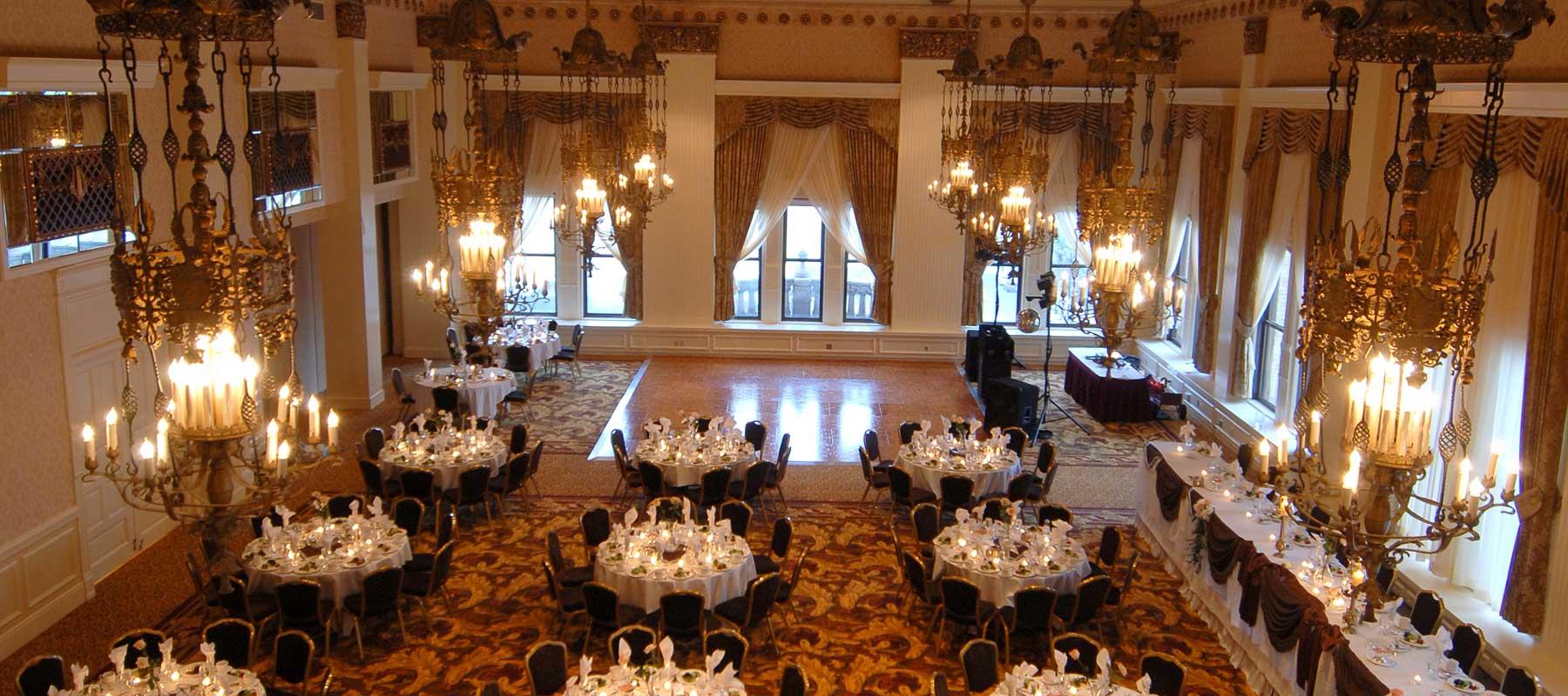 Imperial Ballroom Wedding