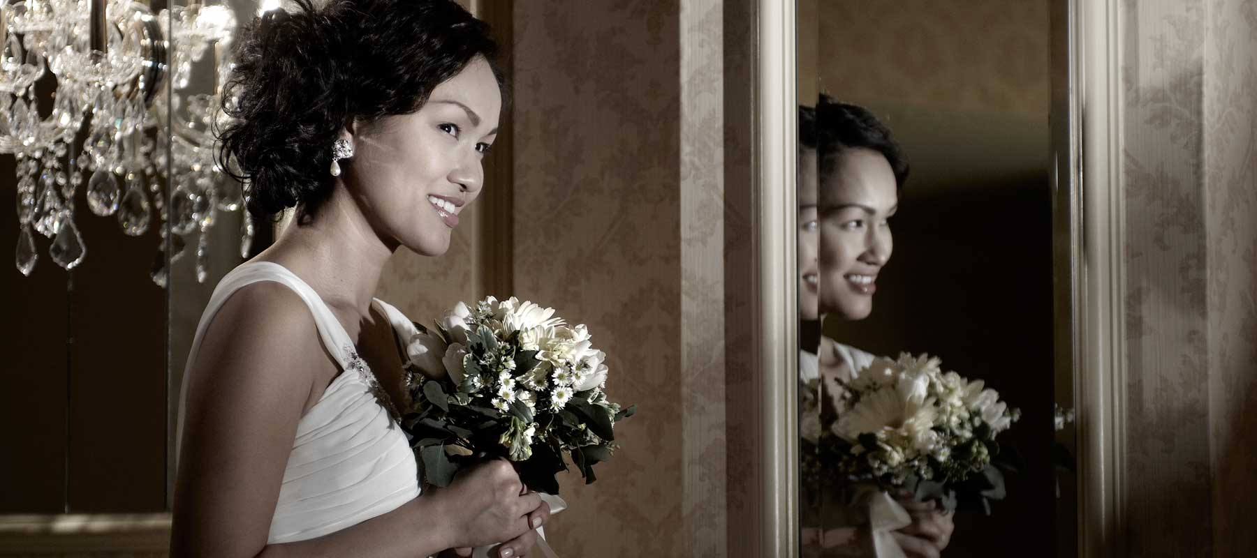 A Bride at the Pfister