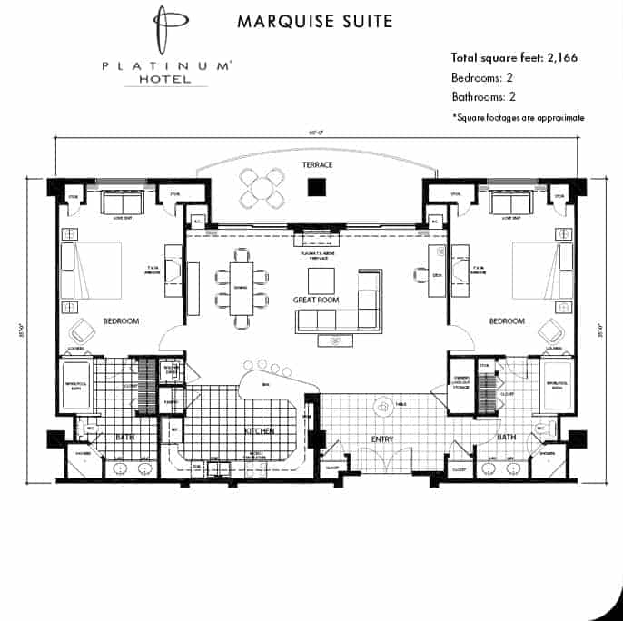 Marriott Residence Inn Floor Plans: 2018 World's Best Hotels