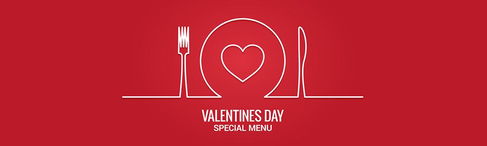 Secret Valentine's Day Menu!