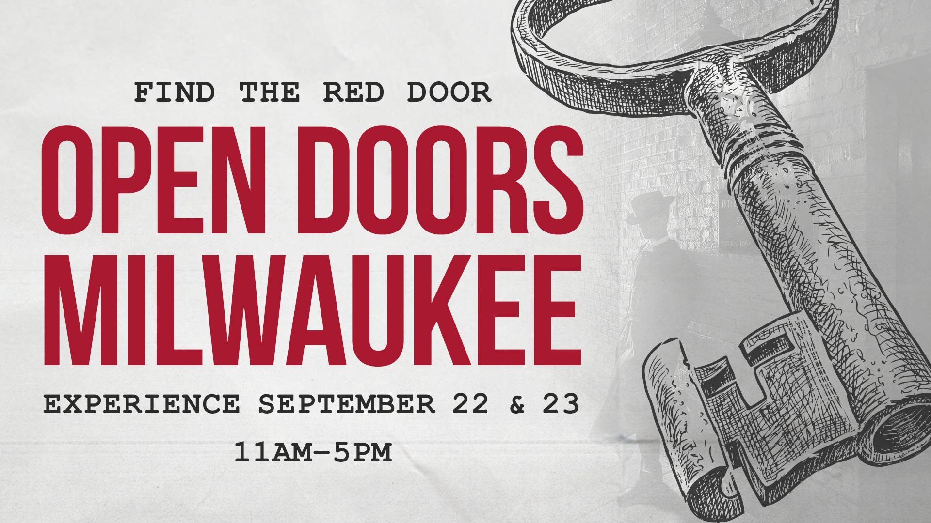 Open Doors Milwaukee