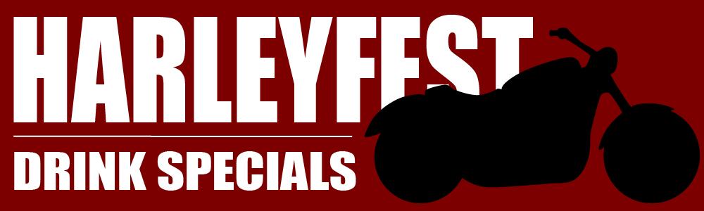 Harleyfest Specials!