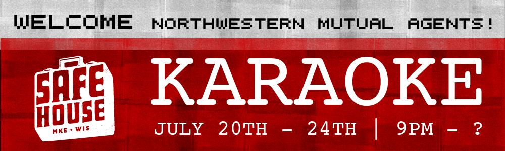 Northwestern Mutual Karaoke Nights