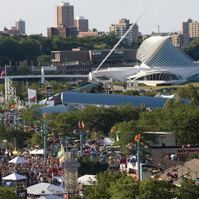 Milwaukee Festivals - Summerfest