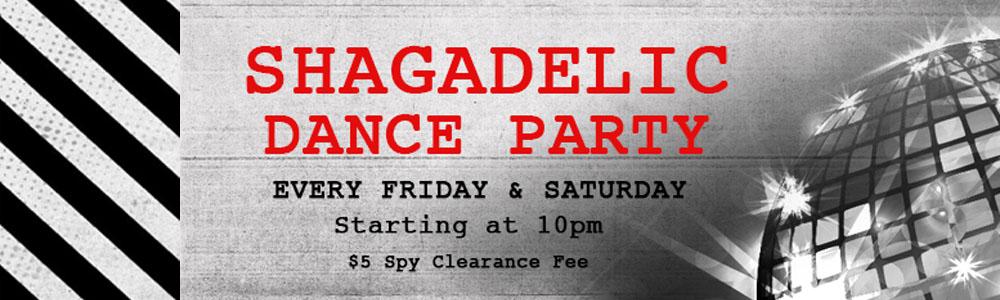 Shagadelic Dance Party