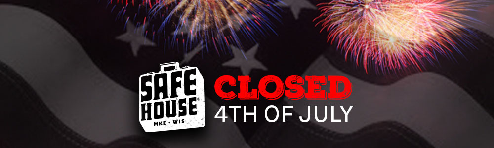 Closed the Fourth of July
