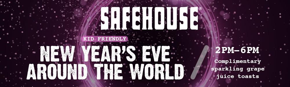 New Year's Eve Around the World