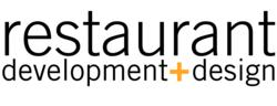 Restaurant Development + Design Logo