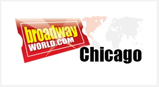 Broadway world.com chicago Logo