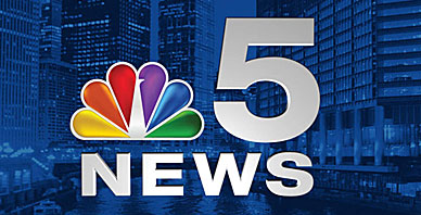 NBC Chicago News Logo