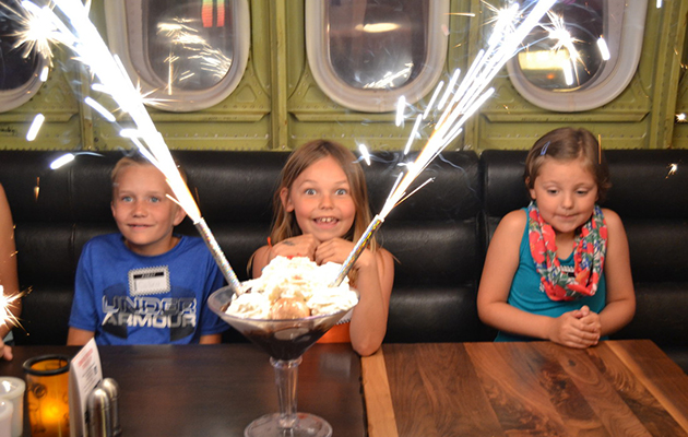 kids birthday party chicago spy restaurant safehouse chicago