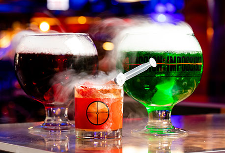 SafeHouse Shareable Cocktails