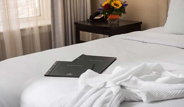 Luxury Hotel Room Amenities Hotel In Downtown Oklahoma City