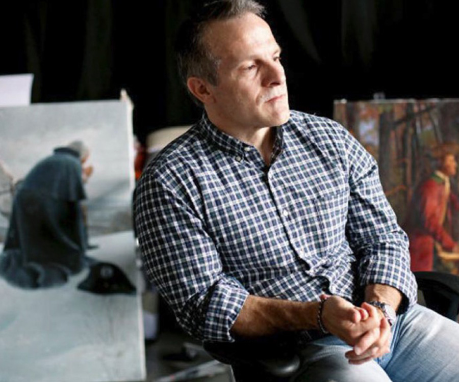 Mike Wimmer - Artist in Residence