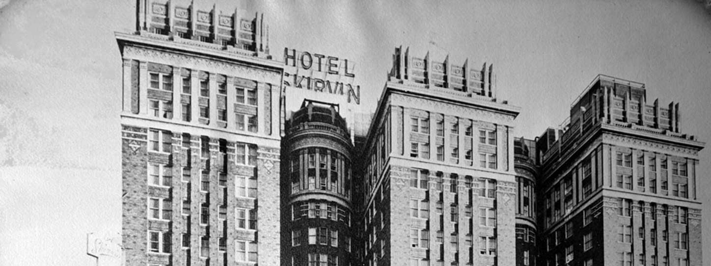 Historic Hotel - Oklahoma City