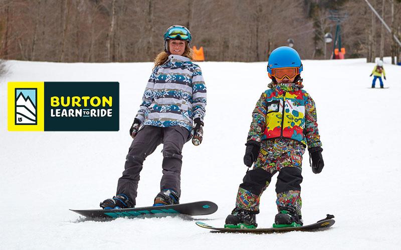 Burton Ski Lessons